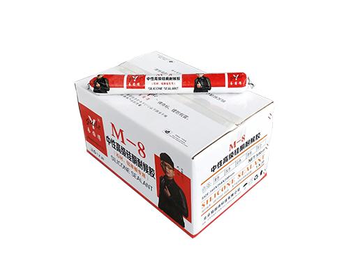 M-8中性高级硅酮耐候胶