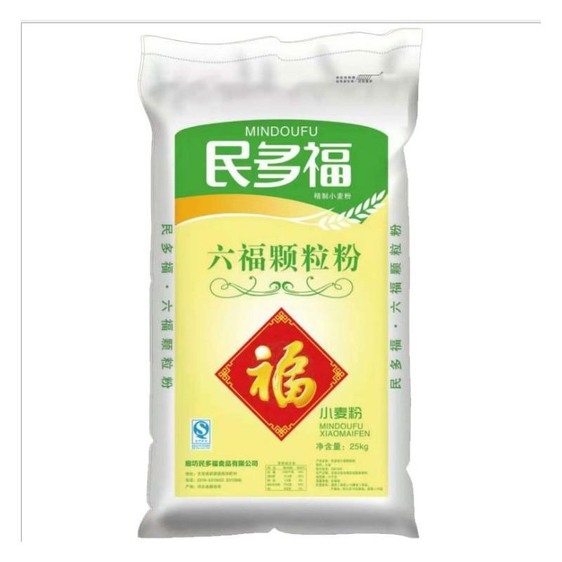 民多福-六福颗粒面粉